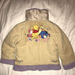 Other - Winnie the Pooh jacket
